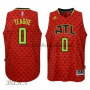 Barn Basketball Drakter Atlanta Hawks 2015-16 Jeff Teague 0# Alternate