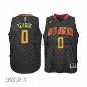 Barn Basketball Drakter Atlanta Hawks 2015-16 Jeff Teague 0# Road