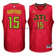 Atlanta Hawks NBA Basketball Drakter 2015-16 Al Horford 15# Alternate Drakt