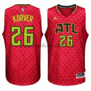 Atlanta Hawks NBA Basketball Drakter 2015-16 Kyle Korver 26# Alternate Drakt