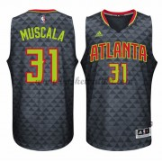 Atlanta Hawks NBA Basketball Drakter 2015-16 Mike Muscala 31# Road Drakt..