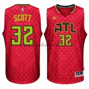 Atlanta Hawks NBA Basketball Drakter 2015-16 Mike Scott 32# Alternate Drakt..