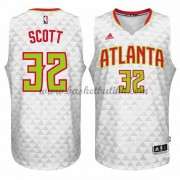Atlanta Hawks NBA Basketball Drakter 2015-16 Mike Scott 32# Hjemme Drakt..