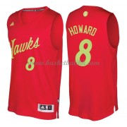 Atlanta Hawks Basketball Drakter 2016 Dwight Howard 8# NBA Julen Drakt