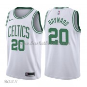 Barn Basketball Drakter Boston Celtics 2018 Gordon Hayward 20# Association Edition Swingman..