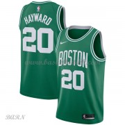Barn Basketball Drakter Boston Celtics 2018 Gordon Hayward 20# Icon Edition Swingman..