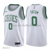Barn Basketball Drakter Boston Celtics 2018 Jayson Tatum 0# Association Edition Swingman..