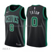 Barn Basketball Drakter Boston Celtics 2018 Jayson Tatum 0# Statement Edition Swingman..