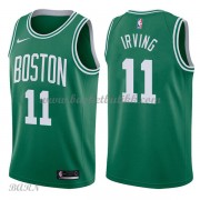 Barn Basketball Drakter Boston Celtics 2018 Kyrie Irving 11# Icon Edition Swingman..