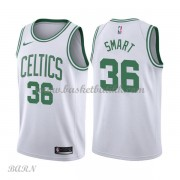 Barn Basketball Drakter Boston Celtics 2018 Marcus Smart 36# Association Edition Swingman..