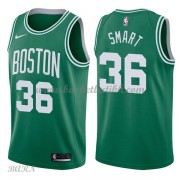 Barn Basketball Drakter Boston Celtics 2018 Marcus Smart 36# Icon Edition Swingman..