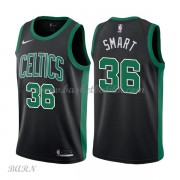 Barn Basketball Drakter Boston Celtics 2018 Marcus Smart 36# Statement Edition Swingman..
