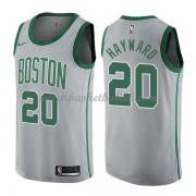 Boston Celtics NBA Basketball Drakter 2018 Gordon Hayward 20# City Edition..