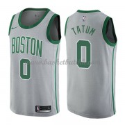 Boston Celtics NBA Basketball Drakter 2018 Jayson Tatum 0# City Edition..
