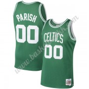Boston Celtics NBA Basketball Drakter 1985-86 Robert Parish 00# Grønn Hardwood Classics Swingman Dra..
