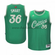 Boston Celtics Basketball Drakter 2015 Marcus Smart 36# NBA Julen Drakt..