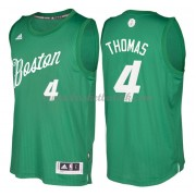 Boston Celtics Basketball Drakter 2016 Isaiah Thomas 4# NBA Julen Drakt..