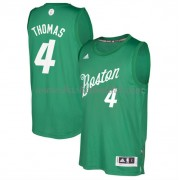 Boston Celtics Basketball Drakter 2016 Isiah Thomas 4# NBA Julen Drakt..