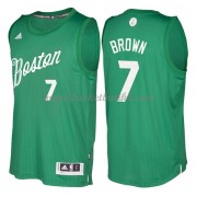 Boston Celtics Basketball Drakter 2016 Jaylen Brown 7# NBA Julen Drakt..