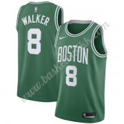 Boston Celtics NBA Basketball Drakter 2019-20 Kemba Walker 8# Grønn Icon Edition Swingman Drakt..