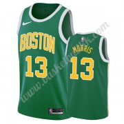 Boston Celtics NBA Basketball Drakter 2019-20 Marcus Morris 13# Grønn Earned Edition Swingman Drakt..