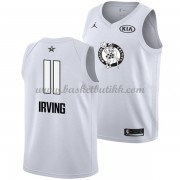 Boston Celtics Kyrie Irving 11# Hvit 2018 All Star Game NBA Basketball Drakter..