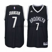 Brooklyn Nets NBA Basketball Drakter 2015-16 Joe Johnson 7# Road Drakt..