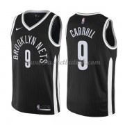 Brooklyn Nets NBA Basketball Drakter 2018 DeMarre Carroll 9# City Edition..