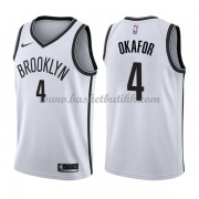 Brooklyn Nets NBA Basketball Drakter 2018 Jahlil Okafor 4# Association Edition..