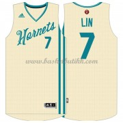 Brooklyn Nets Basketball Drakter 2015 Jeremy Lin 7# NBA Julen Drakt..