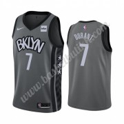 Brooklyn Nets NBA Basketball Drakter 2019-20 Kevin Durant 7# Grå Statement Edition Swingman Drakt..