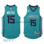Barn Basketball Drakter Charlotte Hornets 2015-16 Kemba Walker 15# Alternate