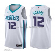 Barn Basketball Drakter Charlotte Hornets 2018 Dwight Howard 12# Association Edition Swingman..