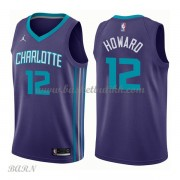 Barn Basketball Drakter Charlotte Hornets 2018 Dwight Howard 12# Statement Edition Swingman..