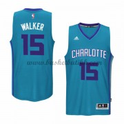 Charlotte Hornets NBA Basketball Drakter 2015-16 Kemba Walker 15# Alternate Drakt..