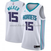 Charlotte Hornets NBA Basketball Drakter 2018 Kemba Walker 15# Association Edition..