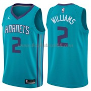 Charlotte Hornets NBA Basketball Drakter 2018 Marvin Williams 2# Icon Edition..