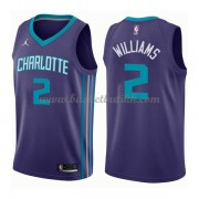 Charlotte Hornets NBA Basketball Drakter 2018 Marvin Williams 2# Statement Edition..