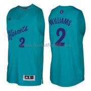 Charlotte Hornets Basketball Drakter 2016 Marvin Williams 2# NBA Julen Drakt..