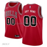 Barn Basketball Drakter Chicago Bulls 2018 Icon Edition Swingman