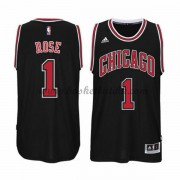 Chicago Bulls NBA Basketball Drakter 2015-16 Derrick Rose 1# Alternate Drakt..