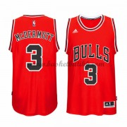Chicago Bulls NBA Basketball Drakter 2015-16 Doug McDermott 3# Road Drakt..