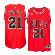 Chicago Bulls NBA Basketball Drakter 2015-16 Jimmy Butler 21# Road Drakt..