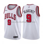 Chicago Bulls NBA Basketball Drakter 2018 Antonio Blakeney 9# Association Edition..