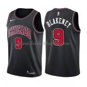 Chicago Bulls NBA Basketball Drakter 2018 Antonio Blakeney 9# Statement Edition..
