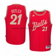 Chicago Bulls Basketball Drakter 2015 Jimmy Butler 21# NBA Julen Drakt..