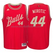 Chicago Bulls Basketball Drakter 2015 Nikola Mirotic 44# NBA Julen Drakt..