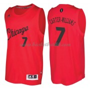 Chicago Bulls Basketball Drakter 2016 Michael Carter-Williams 7# NBA Julen Drakt..