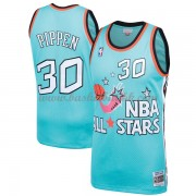 Chicago Bulls Scottie Pippen 33# Teal 1996 All Star Hardwood Classics NBA Basketball Drakter..