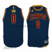 Barn Basketball Drakter Cleveland Cavaliers 2015-16 Kevin Love 0# Navy Alternate..